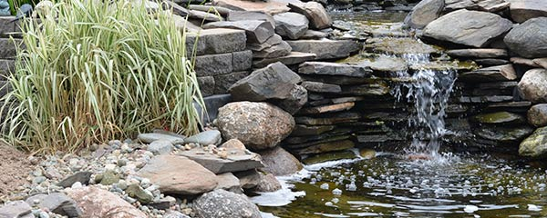 Heartland Gardens of Omaha Outdoor Pond Design and Installation
